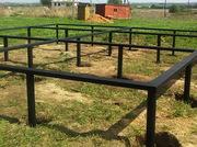 Свайно-винтовой Фундамент под ключ в Полоцке и районе
