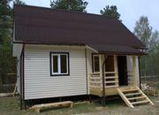 Каркасные дома и бани строительство