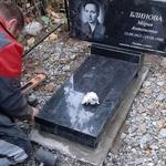 Изготовление памятника.Благоустройство могил Новополоцк и рн