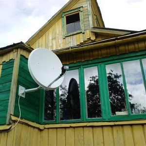 Комплект  цифрового телевидения (Дачник)