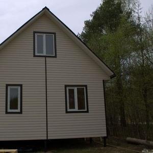 Строительство каркасных домов и бань в Полоцке