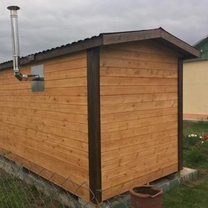Баня Мобильная за 1 день под ключ установка в Полоцке