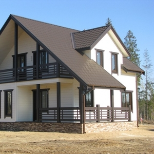 Производство и строительство каркасных домов. Полоцк