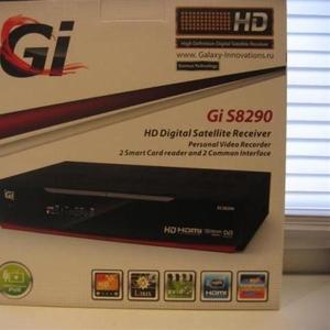 Продам спутниковый ресивер GALAXY INNOVATIONS S8290 HD