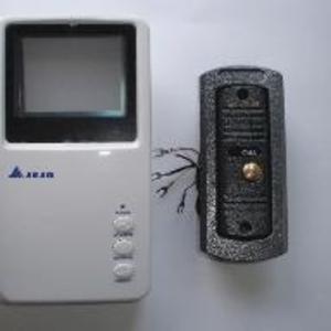 Продам видеодомофон с антивандальной панелью