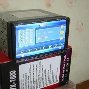 2din Sony DVX-7800