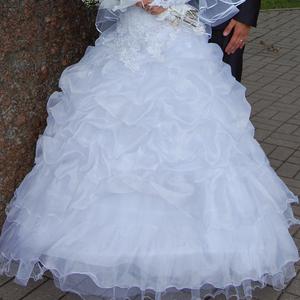 Срочно-срочно!!!продам свадебное платье!