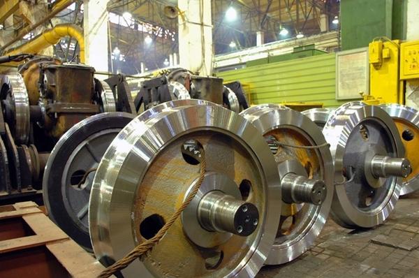 Изготовление и поставка комплектующих для железнодорожной техники 3