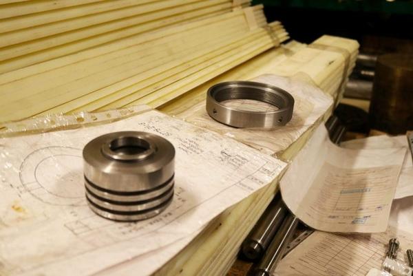 Услуги по изготовлению деталей по образцам и чертежам заказчика 2