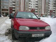 Продам Volkswagen Golf 3 объём 1.4 моно,  1995г.в.