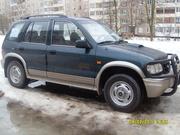 Продам автомобиль KIA Sportage TDI