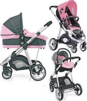 Продаётся коляска детская Brevi Ovo 2В1 Италия