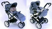 Продаётся коляска универсальная Geoby JOSS L(2 в 1)