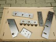 Ножи высокой прочности для оборудования